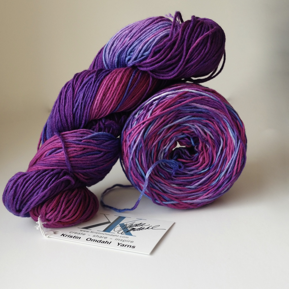Be So Bold Yarn, Ava's Isle D'Amour