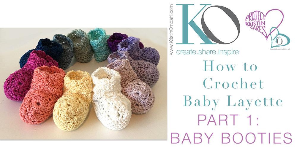 Be So Sporty Yarn Simple Crochet Baby Booties Free Crochet Pattern