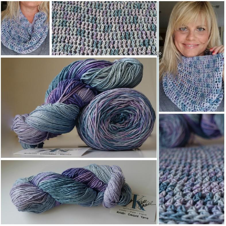 Simply Bold Crochet Cowl Free Pattern Kristin Omdahl