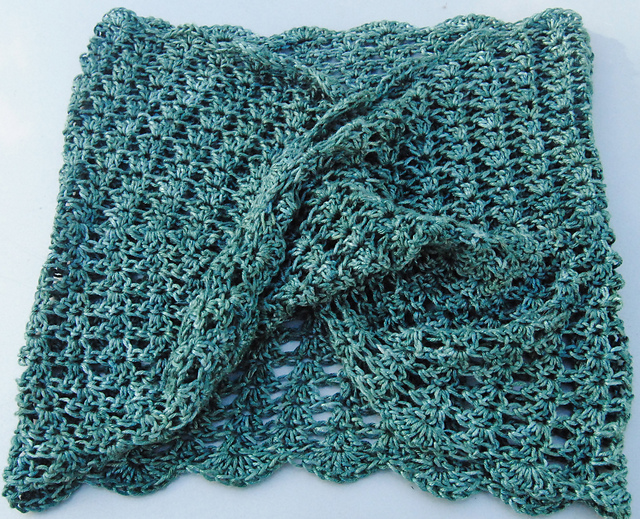 Rio Crochet Mobius Free Pattern Kristin Omdahl
