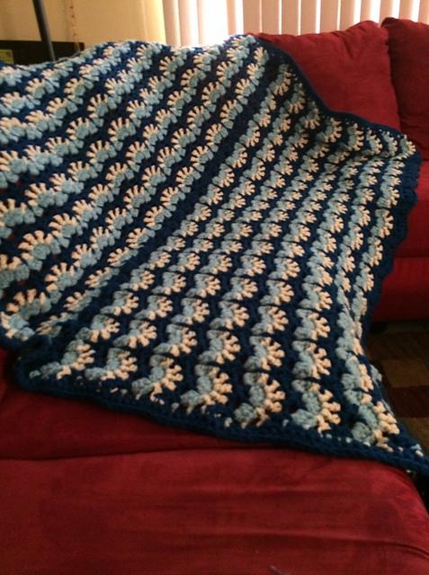Tennis Crochet Afghan FREE Pattern — Kristin Omdahl