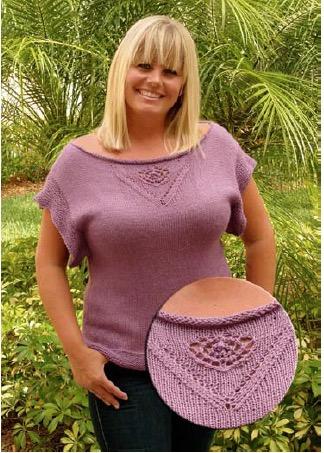 Sarita Knit Sweater Free Pattern Kristin Omdahl