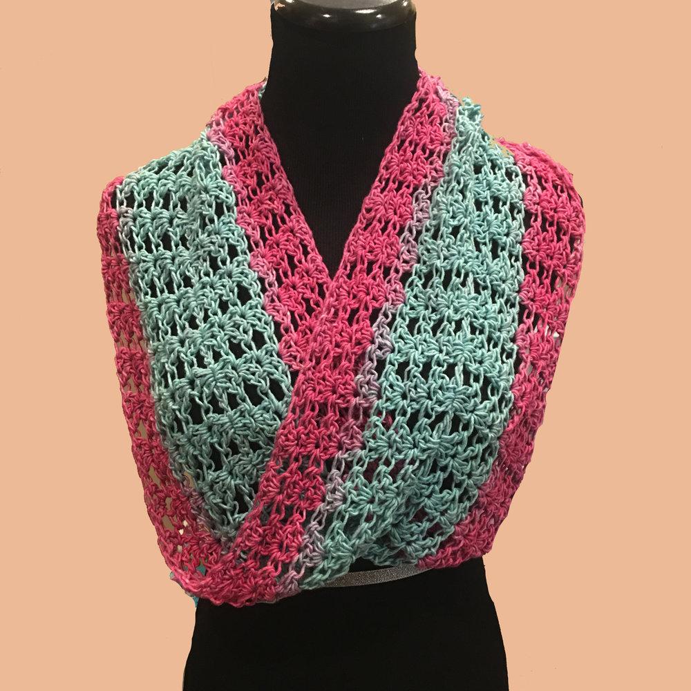 Be So Bold Crochet Mobius FREE Pattern — Kristin Omdahl