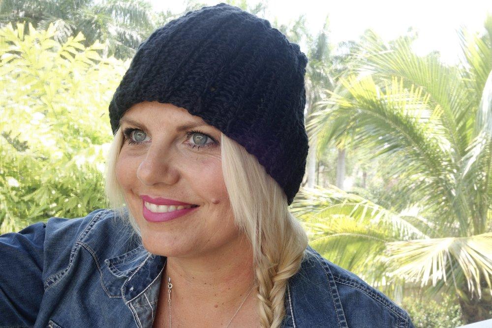 Tender Reina Crochet Hat Free Pattern Kristin Omdahl