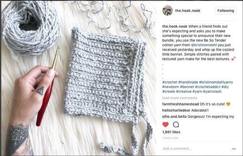 Ko Yarns Designer Family Kristin Omdahl