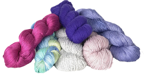 Click on thumbnail to shop Kristin Omdahl Yarns