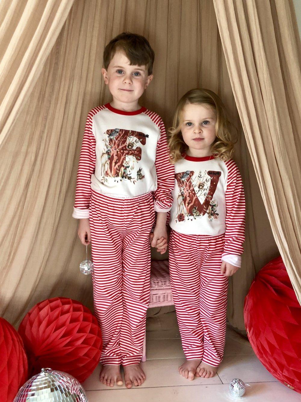 78f7be8deb 12 Best Kids Unisex Christmas Pyjamas — Finlay Fox