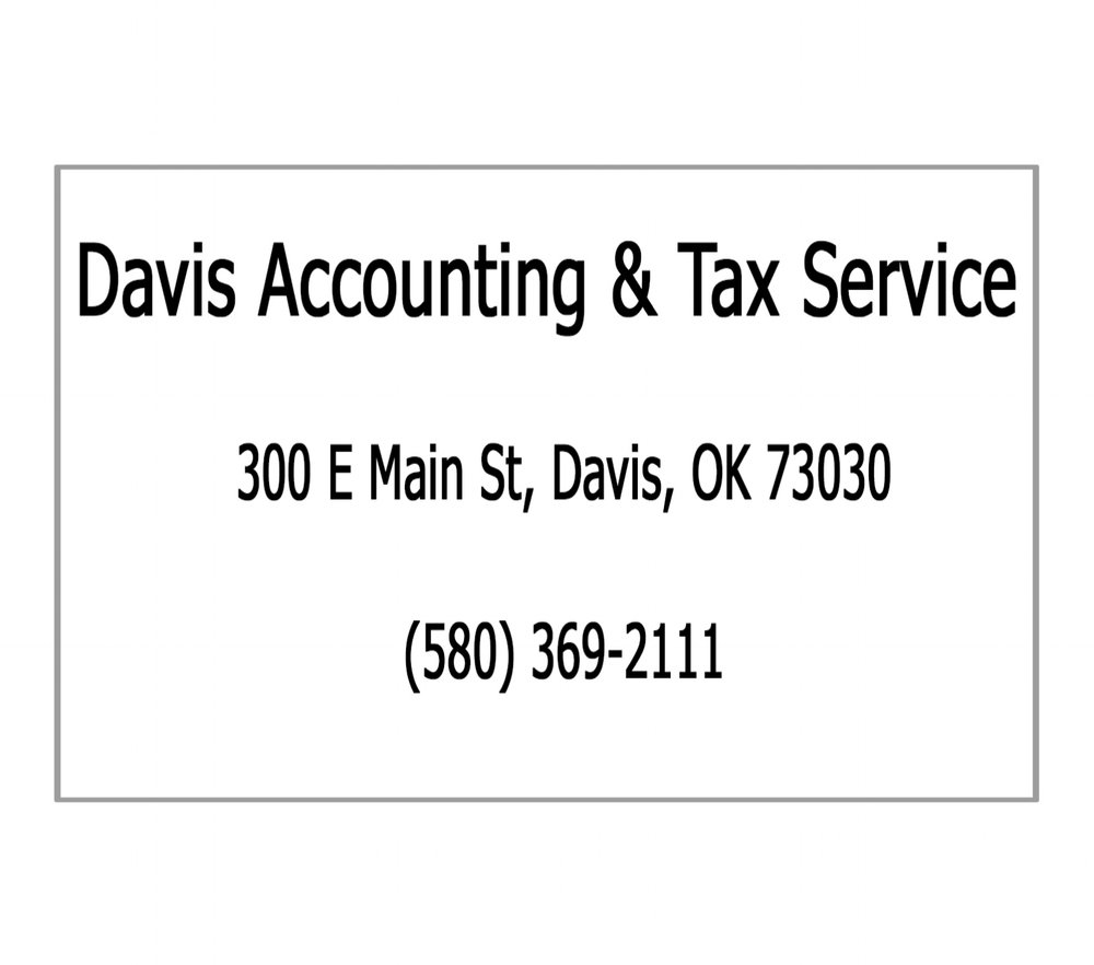 Davis Accounting & Tax Service -