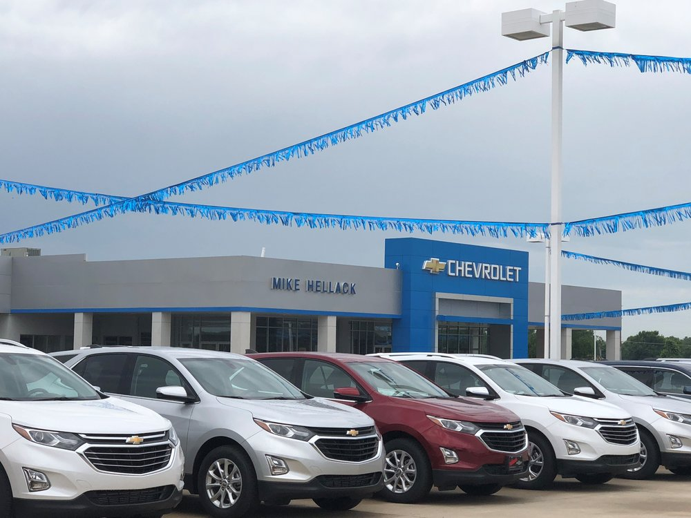 Mike Hellack Chevrolet -