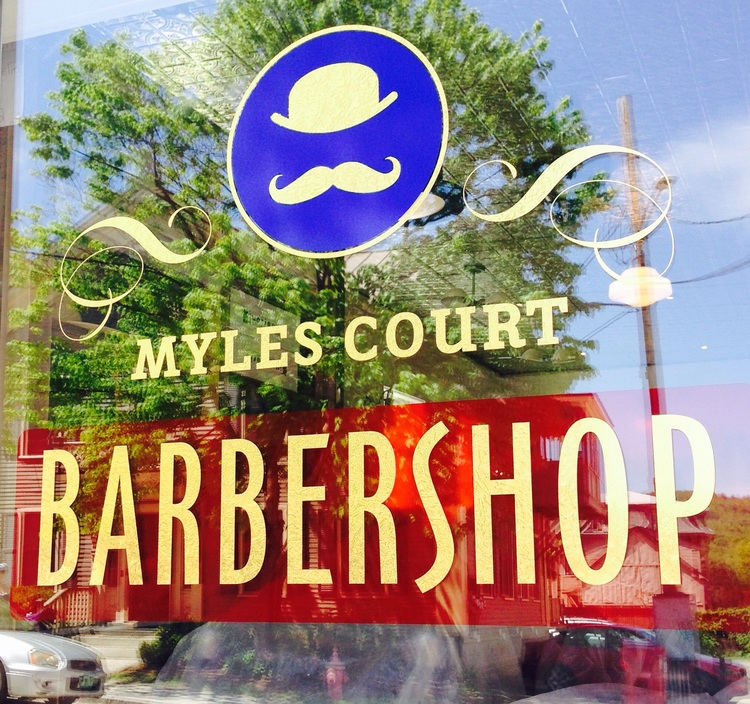 Weve Made The Times Argusain Myles Court Barbershop
