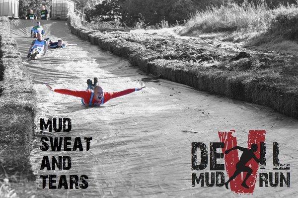 Crazy Devil Mud Runners high on Energy Balls