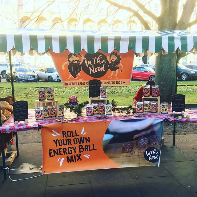 It's Christmas time and we're at the Cheltenham  Markets again today!  Come by and get a discount on your Energy Ball Mix!  #cheltenham #market #energyballs #energybites #vegan #glutenfree #xmas #healthy #healthysnacks