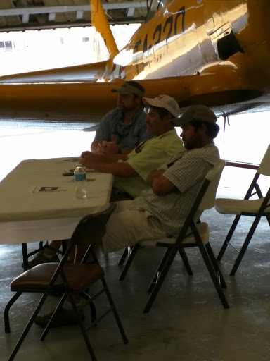 Ag-Aviations from around Mississippi came to this event