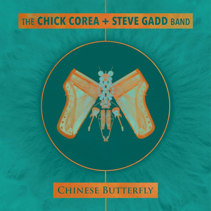 Copy of Copy of Chick Corea & Steve Gadd - Chinese Butterly