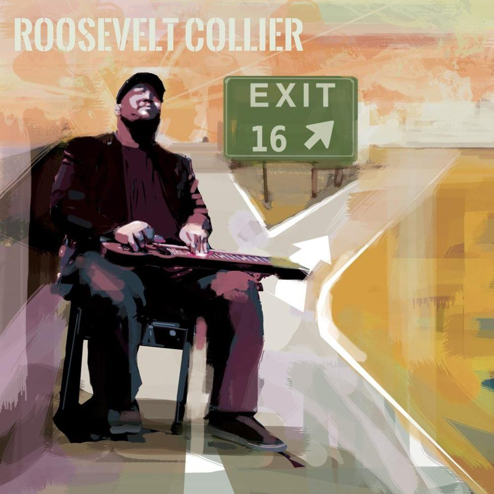 Roosevelt Collier - Exit 16  Buy Music