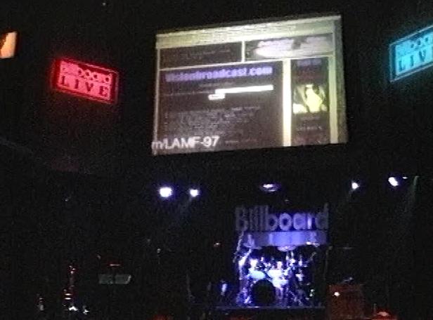 Inside Billboard Live