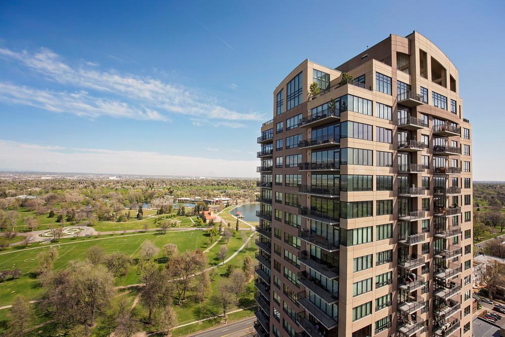 Pinnacle at City Park South Towers 1 and 2