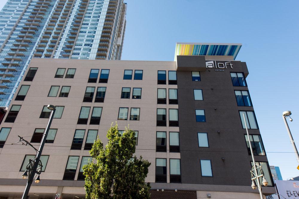 Aloft Hotel-Downtown