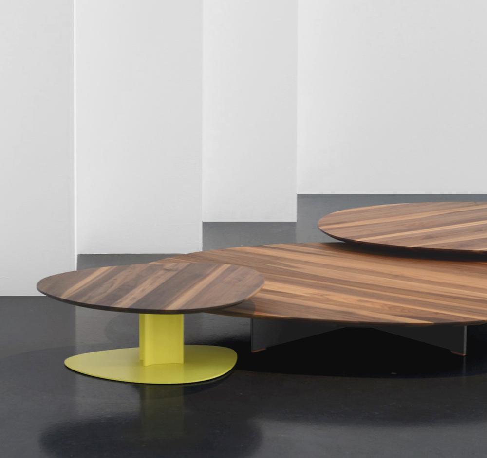 Milano table / SHIBULERU / 2014