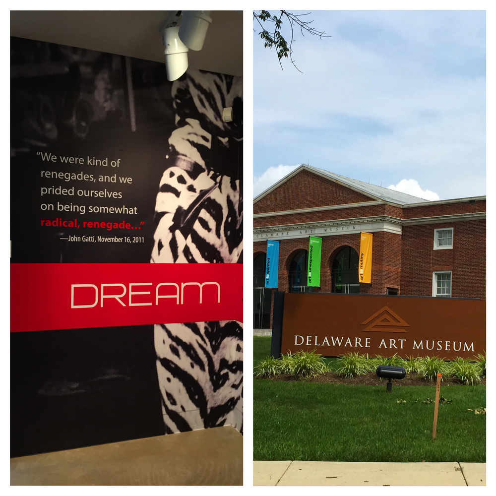 Delaware Art Museum Dream Street