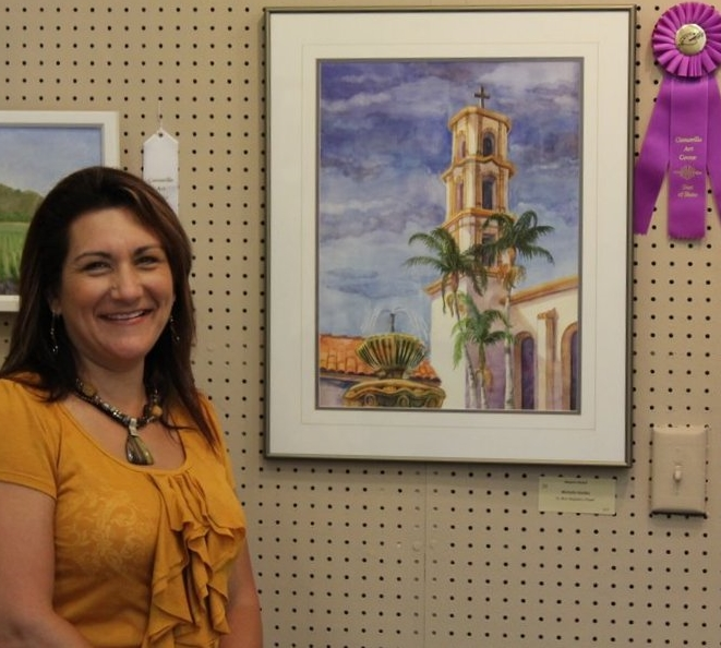 M. Honles - Landmarks of Camarillo Best of Show