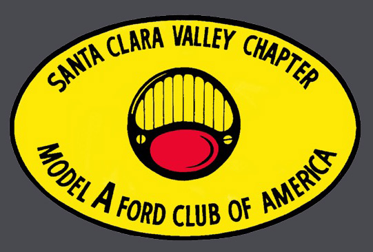 Santa Clara Valley Chapter Model A Ford Club Of America
