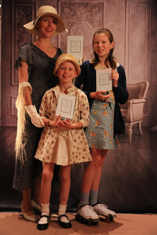 Evie Lehrfeld – Award of Excellence in Era Image and Best of Category, Lily Lehrfeld – Award of Excellence in Era Image, Carlie Lehrfeld – Award of Excellence in Era Image