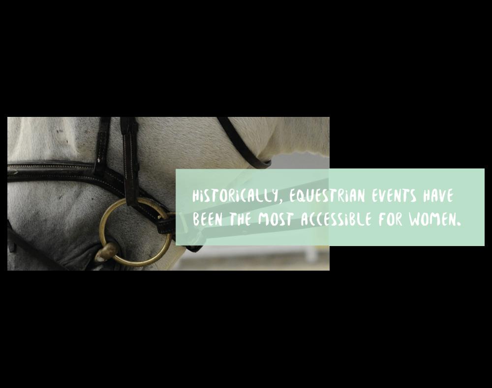 Horses & Equality | Toast Design Studio