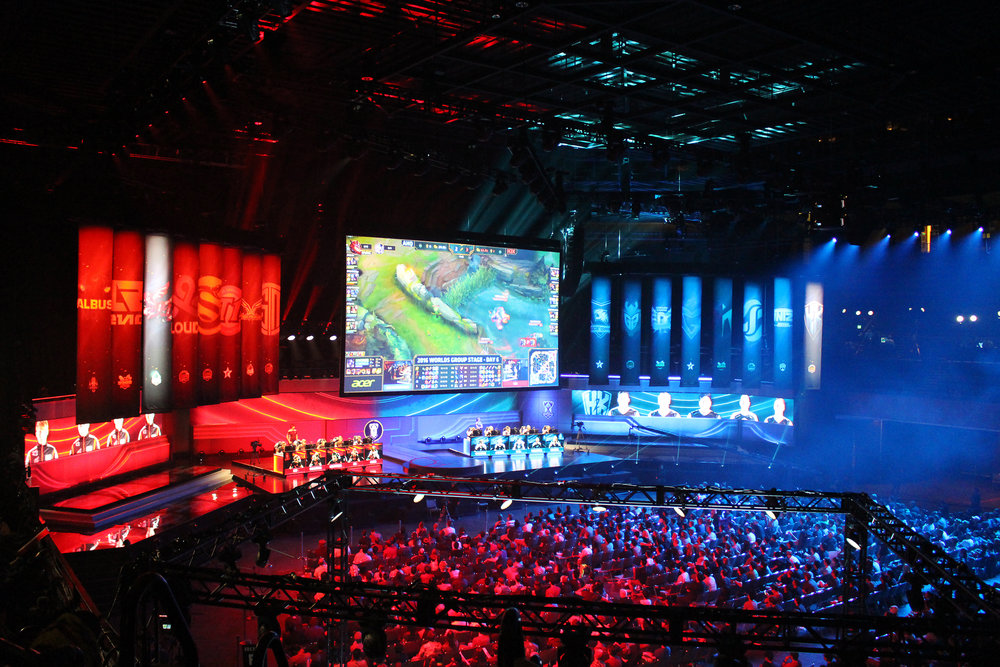 2016 League of Legends: Worlds, Group Stages