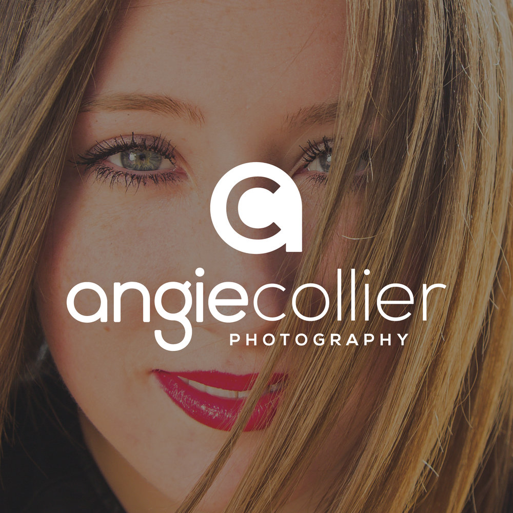 Angie Collier Photography - Branding | Print