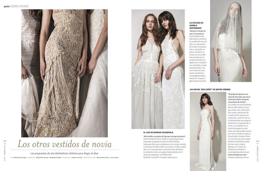 Revista Paula - Septiembre 2016