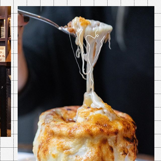 Mercì beaucoup // French Onion Soup