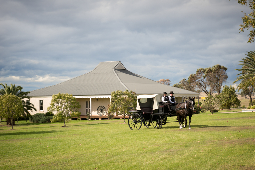 Calvin Estate Wedding Venue, Hunter Valley