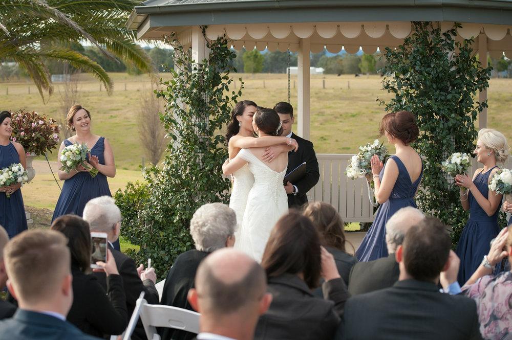 Congratulations to the brides