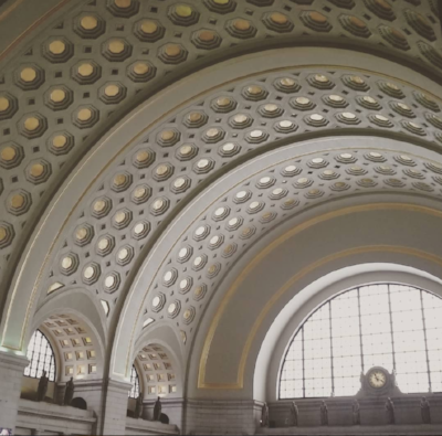 Our 2018 Infrastructure Week kickoff event was in the gorgeous Union Station in Washington, DC.