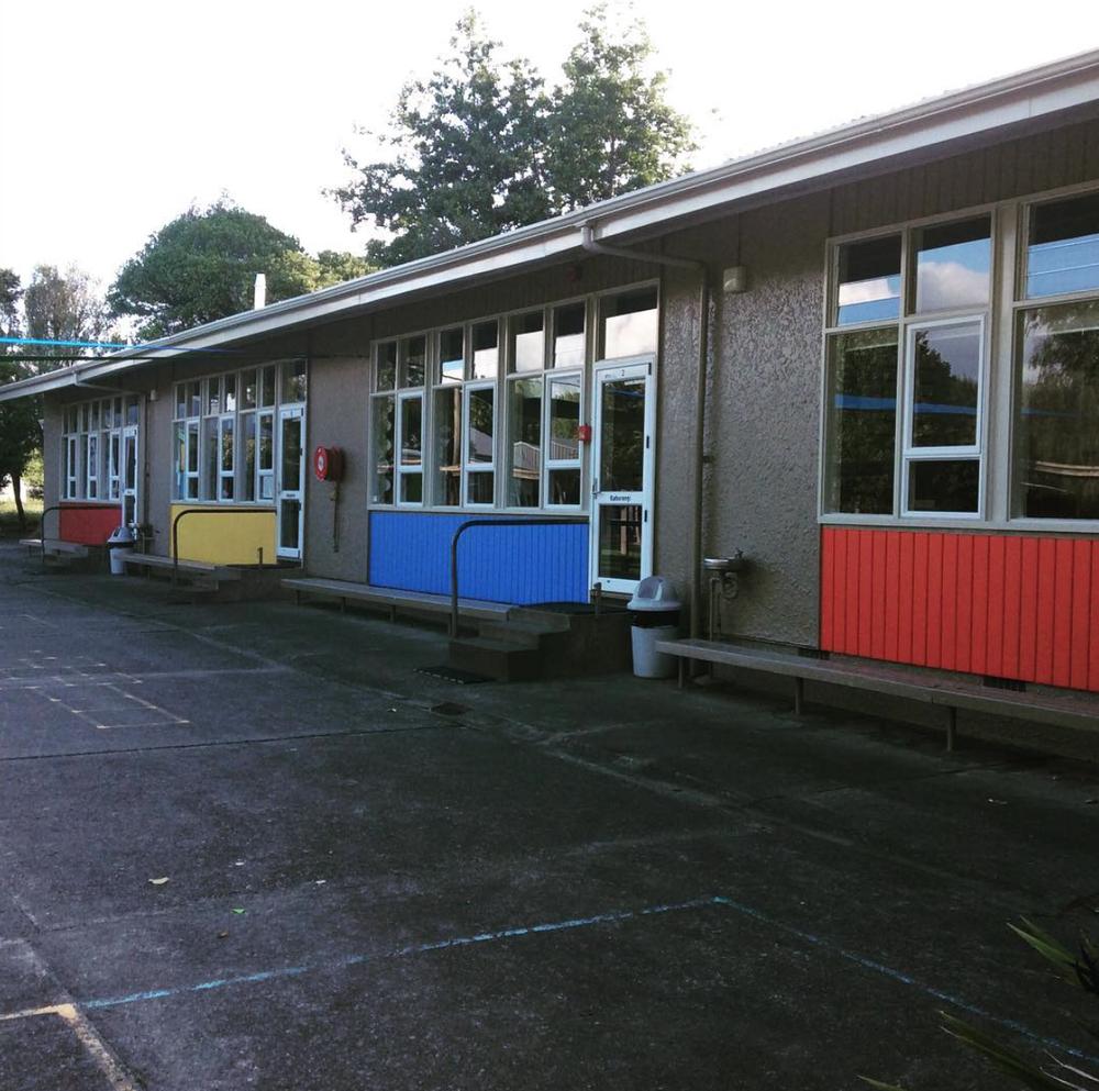 Classroom Colour