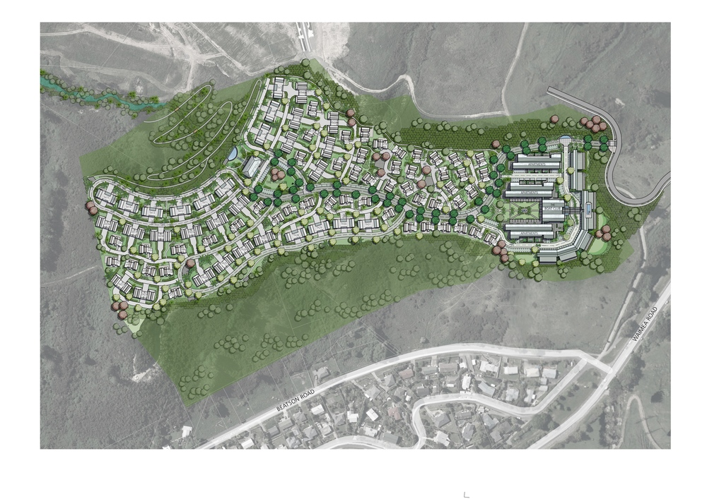 Coastal View - Master plan  Click image for link to Nelson mail article.