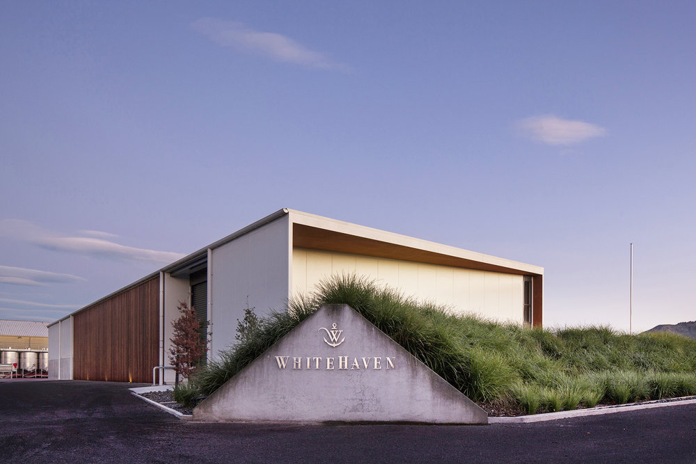 Whitehaven Winery, Marlborough. Photo Credit: Clayton Morgan.