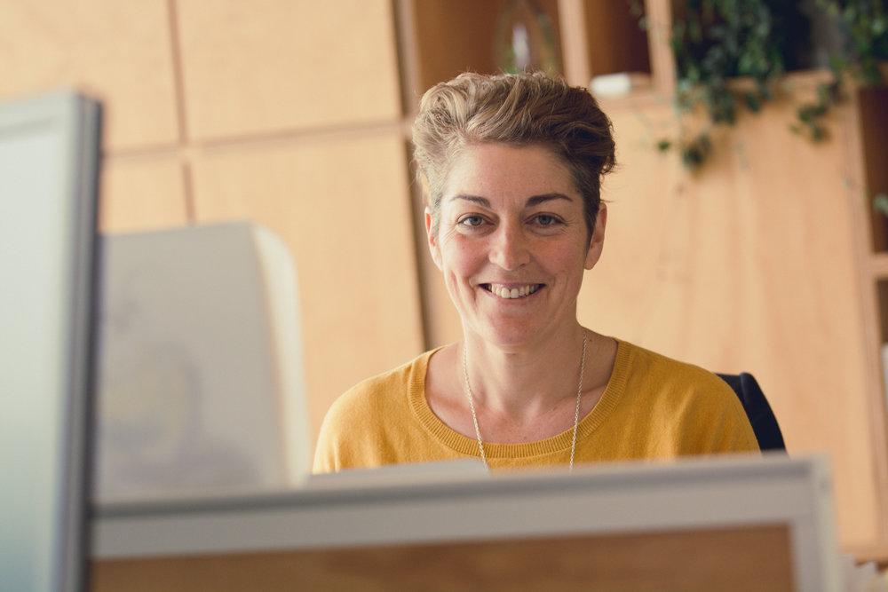 Liz Gavin, Landscape Planner
