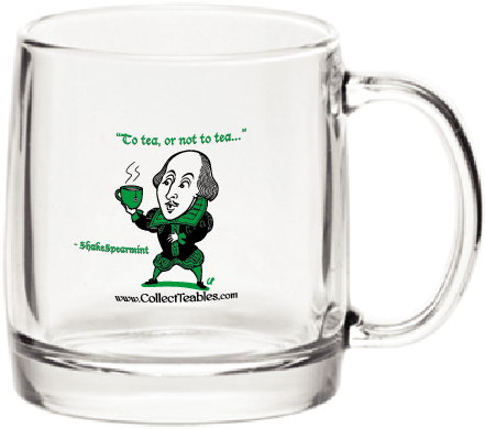 "Collectible ""ShakeSpearmint"" Mug"