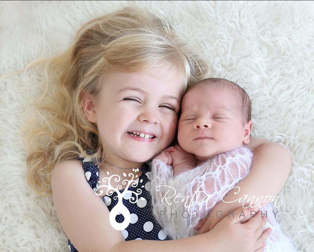 newborn sibling ideas