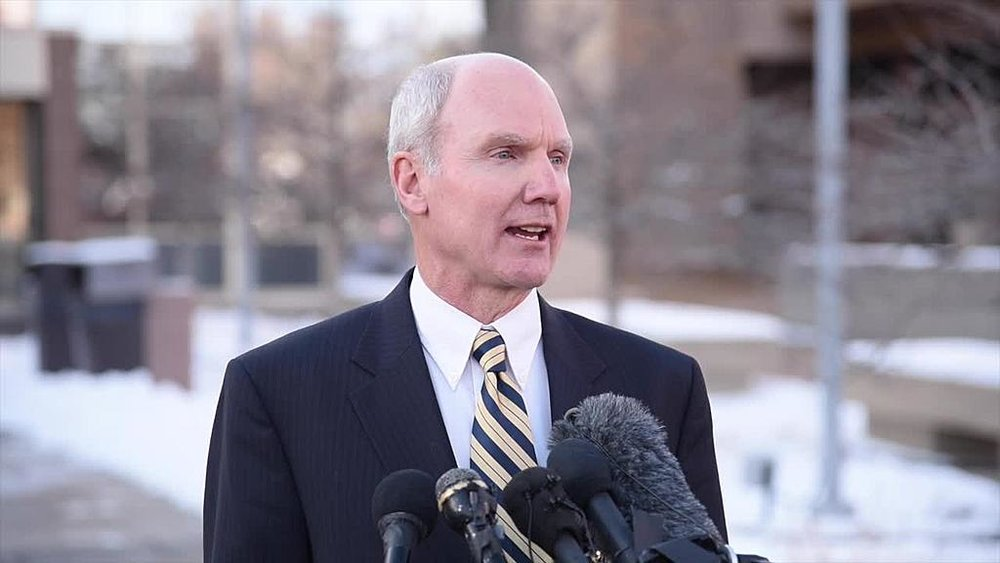 Colorado District Attorney Dan May