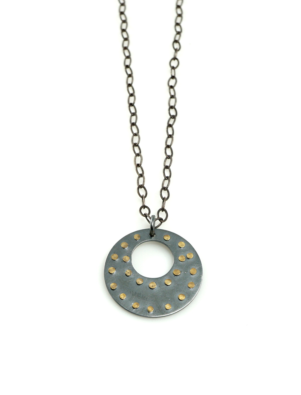 Silver & Brass Eclipse Necklace.JPG