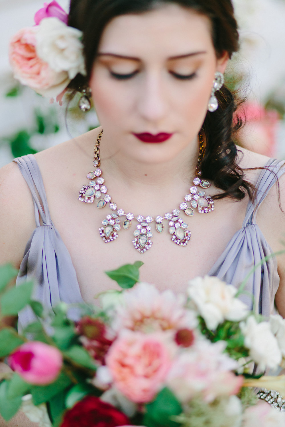 Angelic Blooms -