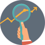 social stats bookmark