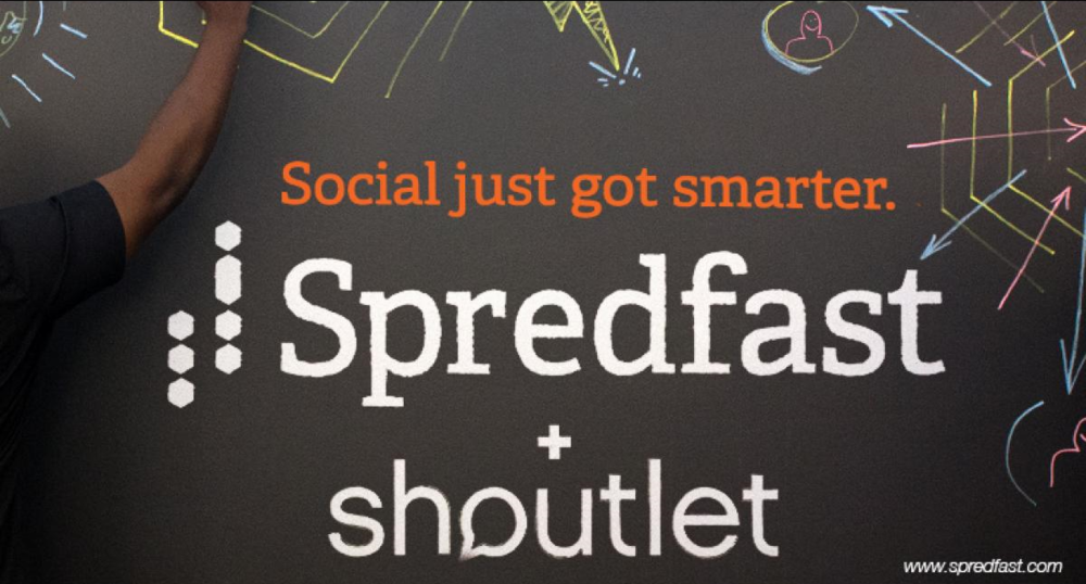 shoutlet spredfast tool