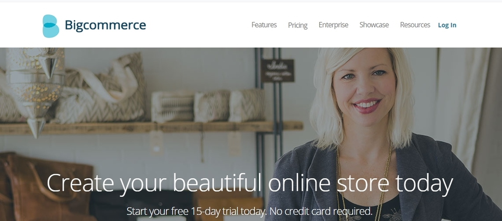 bigcommerce - Create your beautiful online store