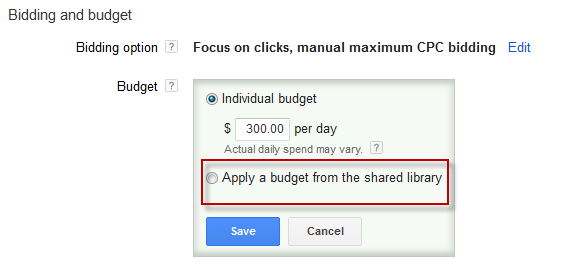 adwords campaign budget- backlinkfy