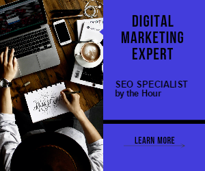 Seo consultant - Expert - Specialist