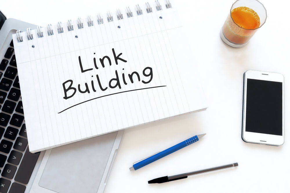 Content and link building